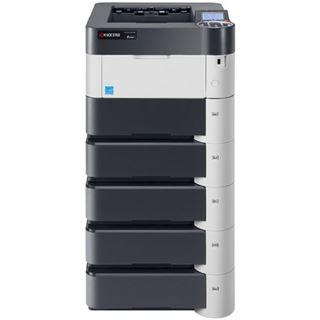 Kyocera Ecosys P3050dn S/W Laser Drucken Cardreader / LAN / USB 2.0