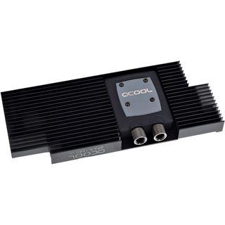 Alphacool NexXxoS GPX - Nvidia Geforce GTX 1080 M06 - mit Backplate - Schwarz