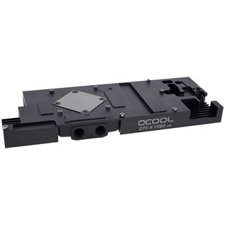 Alphacool NexXxoS GPX - Nvidia Geforce GTX 1080 M08 - mit Backplate - Schwarz