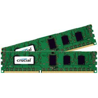 8GB Crucial CT2K51264BD160B DDR3L-1600 DIMM CL11 Dual Kit