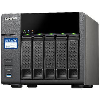 QNAP Turbo Station TS-531X-8G ohne Festplatten