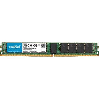 16GB Crucial CT16G4XFD824A DDR4-2400 ECC DIMM CL17 Single