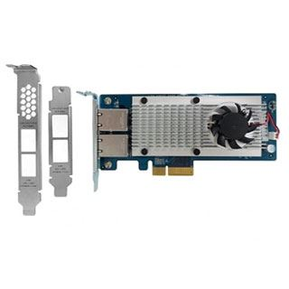 QNAP DUALPORT 10GBASE-T NW EXP CARD