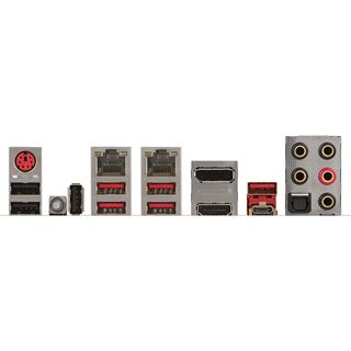 MSI Z270 XPower Gaming Titanium Intel Z270 So.1151 Dual Channel DDR4 ATX Retail