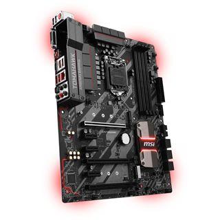 MSI Z270 TOMAHAWK Intel Z270 So.1151 Dual Channel DDR ATX Retail