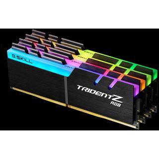 32GB G.Skill Trident Z RGB DDR4-3466 DIMM CL16 Quad Kit