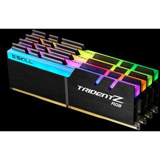 32GB G.Skill Trident Z RGB DDR4-3600 DIMM CL16 Quad Kit