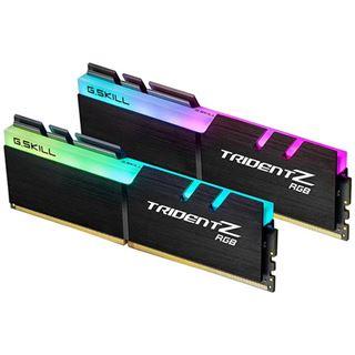 16GB G.Skill Trident Z RGB DDR4-3200 DIMM CL14 Dual Kit