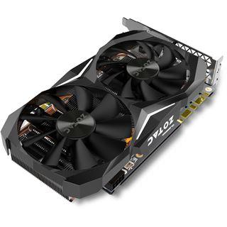 8GB ZOTAC GeForce GTX 1080 Mini Aktiv PCIe 3.0 x16 (Retail)