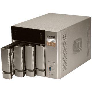 QNAP Turbo Station TVS-473-64G ohne Festplatten