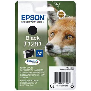Epson Singlepack T1281 Durabrite Schwarz