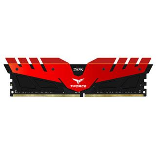16GB TeamGroup T-Force Dark rot DDR4-3000 DIMM CL16 Dual Kit