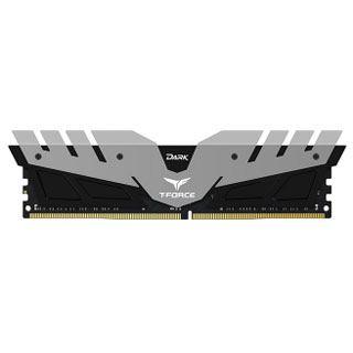 16GB TeamGroup T-Force Dark grau DDR4-3000 DIMM CL16 Dual Kit