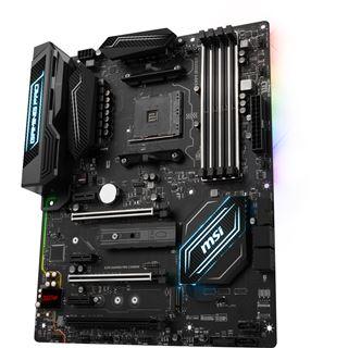 MSI X370 GAMING PRO CARBON AMD X370 So.AM4 Dual Channel DDR4 ATX Retail