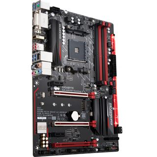 Gigabyte GA-AB350-Gaming 3 AMD B350 So.AM4 Dual Channel DDR4 ATX Retail