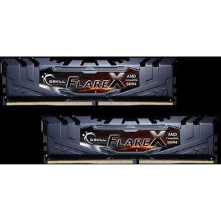 32GB G.Skill Flare X schwarz DDR4-2133 DIMM CL15 Dual Kit