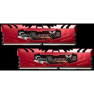 32GB G.Skill Flare X rot DDR4-2133 DIMM CL15 Dual Kit