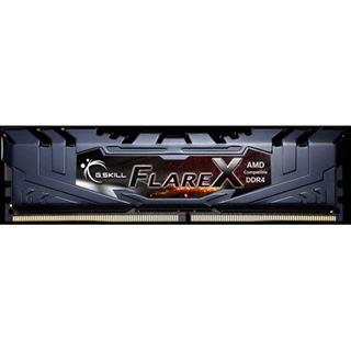 64GB G.Skill Flare X schwarz DDR4-2133 DIMM CL15 Quad Kit
