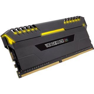 32GB Corsair Vengeance RGB DDR4-3000 DIMM CL15 Quad Kit