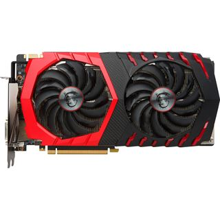 11GB MSI GeForce GTX 1080 Ti GAMING X 11G Aktiv PCIe 3.0 x16 (Retail)