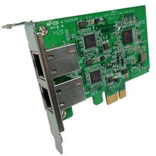 QNAP Dualport 1GBE NW Schnittstellenkarte