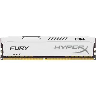 32GB HyperX FURY weiß DDR4-2666 DIMM CL16 Dual Kit