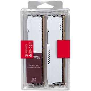 32GB HyperX FURY weiß DDR4-2400 DIMM CL15 Dual Kit
