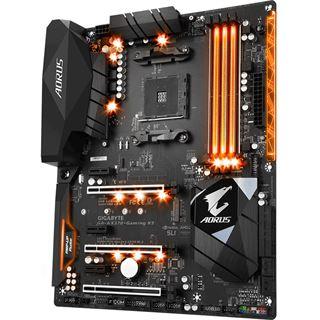 Gigabyte Aorus GA-AX370-Gaming K5 AMD X370 So.AM4 Dual Channel DDR4 ATX Retail
