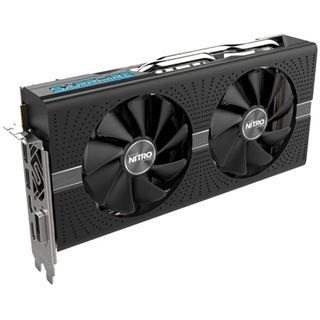 8GB Sapphire Radeon RX 580 Nitro+ Aktiv PCIe 3.0 x16 (Retail)