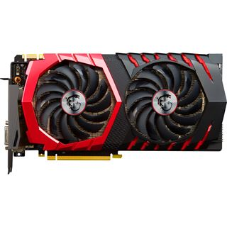 8GB MSI GeForce GTX 1080 Gaming X+ 8G Aktiv PCIe 3.0 x16 (Retail)