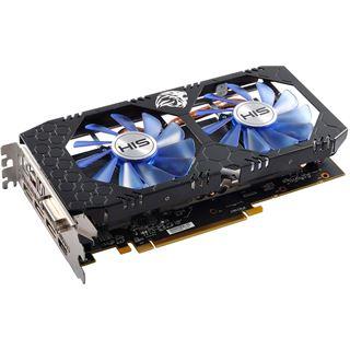 4GB HIS Radeon RX 570 IceQ X2 OC Aktiv PCIe 3.0 x16 (Retail)