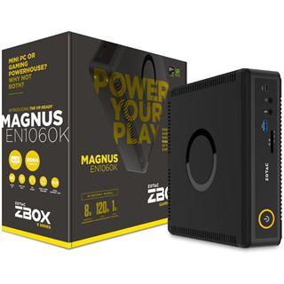 Zotac ZBOX EN1060K-BE Barebone SSD