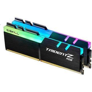 32GB G.Skill Trident Z RGB DDR4-3200 DIMM CL15 Dual Kit