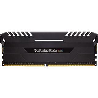 32GB Corsair Vengeance RGB DDR4-3333 DIMM CL16 Quad Kit