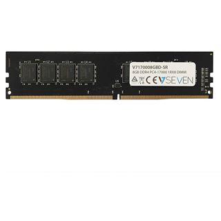 8GB V7 DDR4-2133 DIMM CL15 Single
