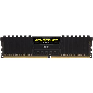 32GB Corsair Vengeance LPX Ryzen schwarz DDR4-2400 DIMM CL16 Dual Kit