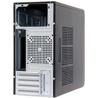 Chieftec Elox HT-01 Mini Tower 350 Watt schwarz