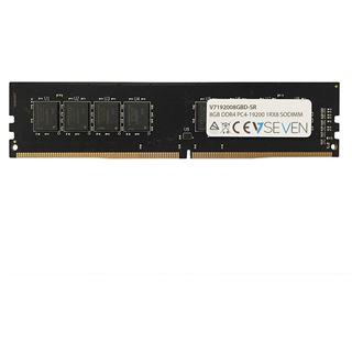8GB V7 V7192008GBD-SR DDR4-2400 DIMM CL17 Single