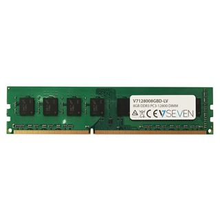 8GB V7 V7128008GBD-LV DDR3-1600 DIMM CL11 Single