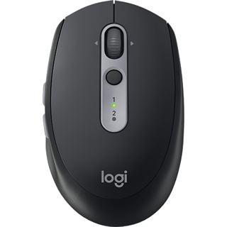 Logitech M590 Multi-Device Silent USB und Bluetooth schwarz (kabellos)