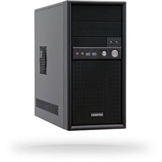 Chieftec CD-01B-U3-350GPB Mini Tower 350 Watt schwarz