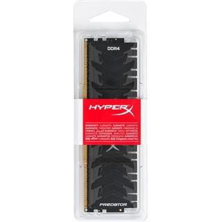 8GB HyperX Predator schwarz DDR4-2666 DIMM CL13 Single