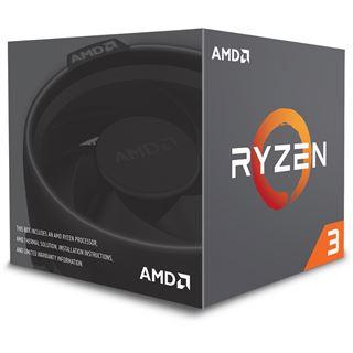 AMD Ryzen 3 1200 4x 3.10GHz So.AM4 BOX