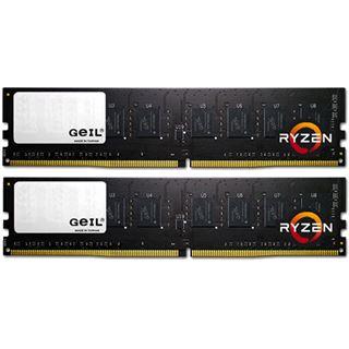8GB GeIL Ryzen Pristine DDR4-2400 DIMM CL16 Dual Kit