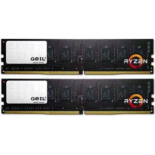 8GB GeIL Ryzen Pristine DDR4-2133 DIMM CL15 Dual Kit