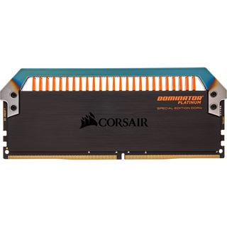 32GB Corsair Dominator Platinum SE DDR4-3200 DIMM CL14 Quad Kit