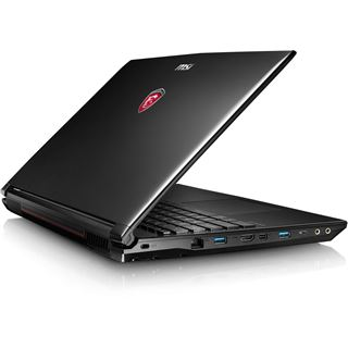 "Notebook 15.6"" (39,62cm) MSI GL62 7RD-083 i77700HQ/8GB/1TB/GTX1050 2GB/W10"