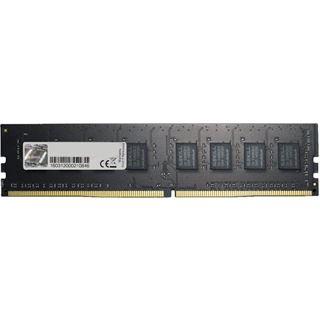 8GB G.Skill Value DDR4-2400 DIMM CL17 Single