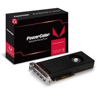 8GB PowerColor Radeon RX Vega 56 Aktiv PCIe 3.0 x16 (Retail)