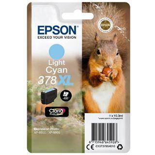 EPSON C13T37954010 XP8500 TINTE L cyan HC
